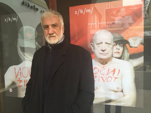 "Ljupcho Konstantinov is the recipient of the ""Great Star of Macedonian CINEMA"" Award presented by the Macedonian Film Professionals' Association"